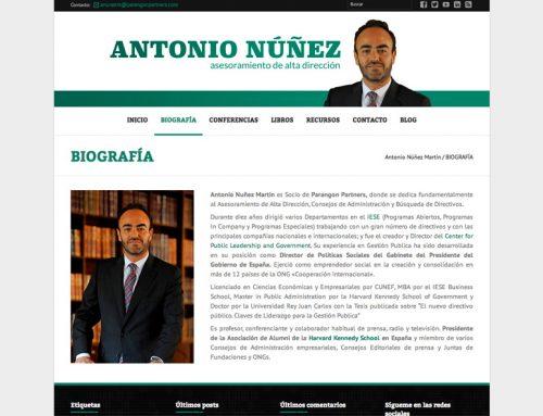ANTONIO NUÑEZ MARTÍN