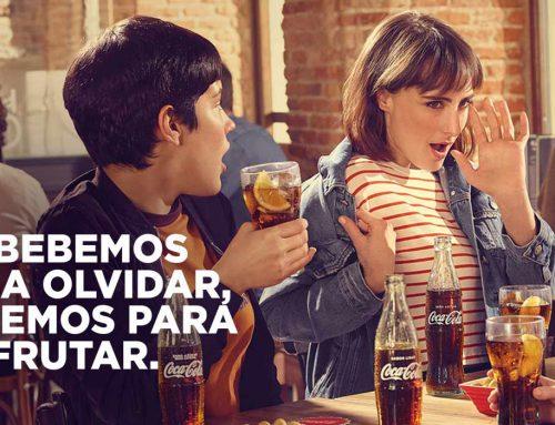 Lo último de Coca-Cola: bebemos para disfrutar