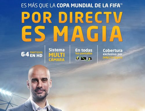 Direct TV: el Mundial en realidad virtual