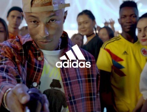 Adidas para el Mundial: creatividad es la respuesta