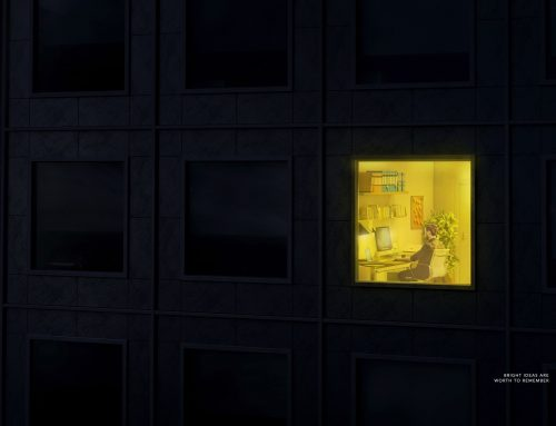 Una gran campaña de Post-it