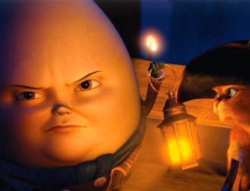 Cuando Kinder Sorpresa usó a un aterrador Humpty Dumpty