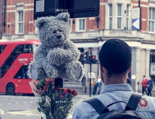 Una manera curiosa de concienciar a Londres de la contaminación