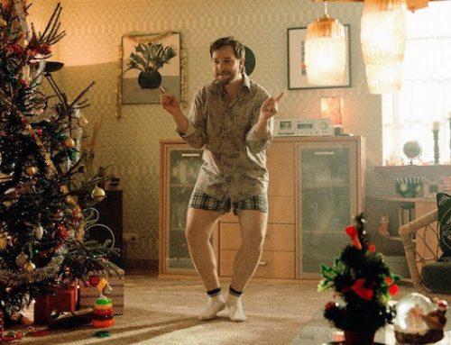 Un anuncio con ritmo, nostálgico y espíritu navideño