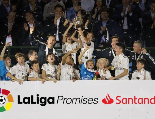 Hadock: un año más en LaLiga Promises con la Fundación José Ramón de la Morena.