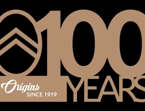 ¡Citroën cumple 100 años!