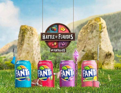 ¡Nuevos sabores de Fanta! El consumidor elige cuál será definitivo