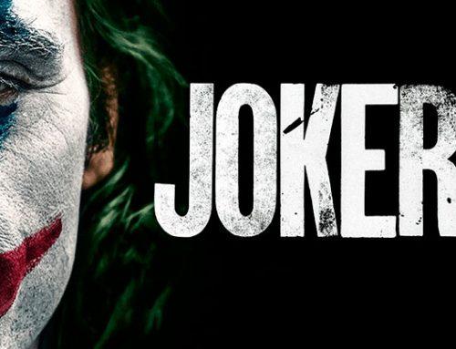 La historia detrás del logo de 'Joker'