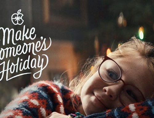 El anuncio de Navidad 2019 de Apple