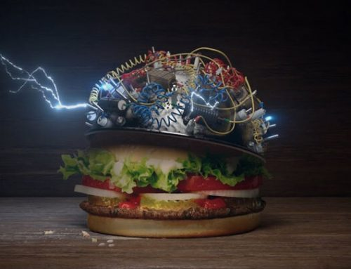 Burger King envía su Whopper al futuro