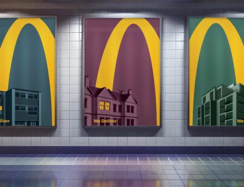 Minimalismo en publicidad