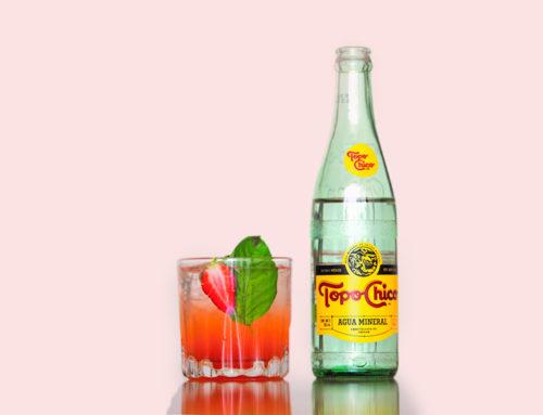 TopoChico la nueva bebida de CocaCola