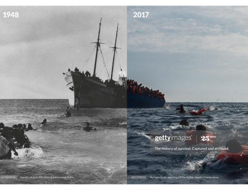 La historia se repite por Getty Images