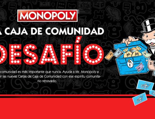 Monopoly transforma sus cartas