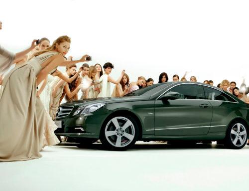 Mercedes-Benz: su campaña mas femenina