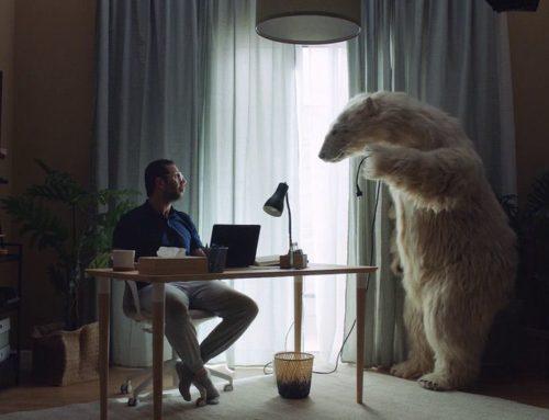 Mamá oso: la nueva campaña de IKEA